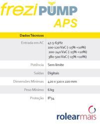 FREZIPUMP APS - 100% Performance diária