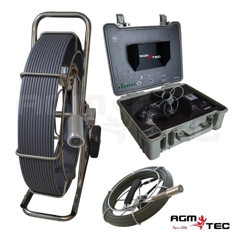 Tubicam® Duo – Caméra d'inspection de canalisation - Caméra de canalisation