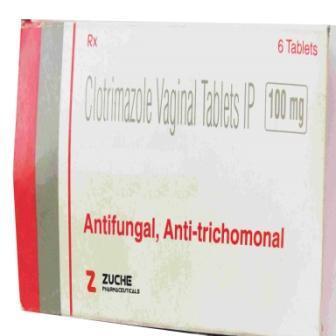 Clotrimazole Vaginal Tablets - Clotrimazole Vaginal Tablets