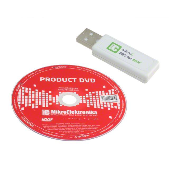 MIKROC PRO ARM USB KEY - MikroElektronika MIKROE-936