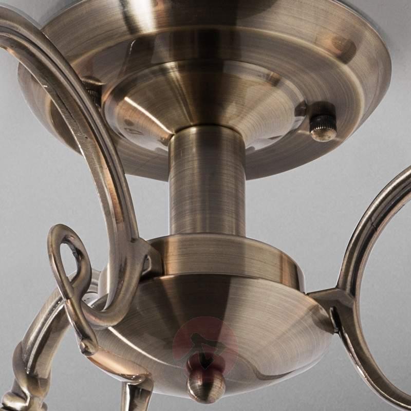 Dalin Ceiling Light Striking Three Bulbs - Ceiling Lights