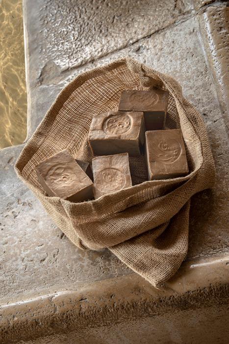 Savon d'Alep en vrac - Packaging 0% plastique