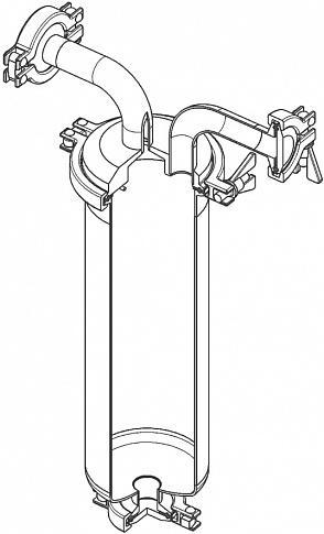 Aseptic Stainless Steel Ds-bm Filter Holders - Filter Holders