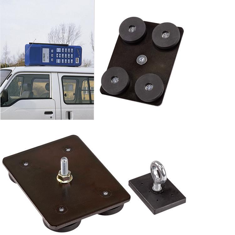 Magnetsysteme für gewölbte Flächen - null