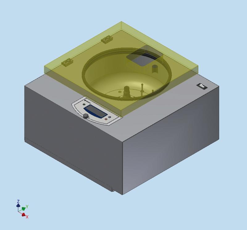 Centrifuges - Sigma 4-5KRL