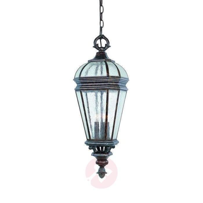 Impressive outdoor hanging light VIA FETE - Outdoor Pendant Lighting