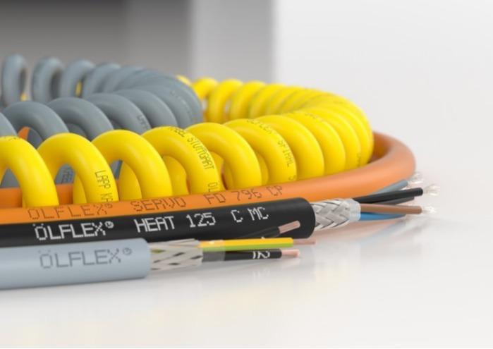 ÖLFLEX® - versatilidad en cables de alimentacion y control