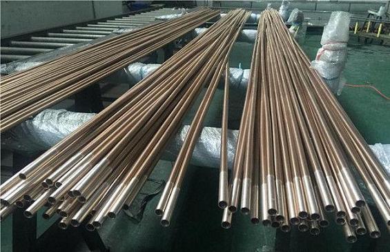 Cupro Nickel 70-30 Tubes (UNS C71500, Cu-Ni 70-30)