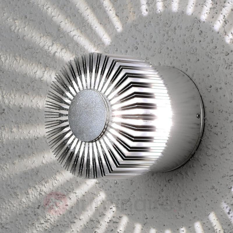 Extraordinaire applique d'extérieur LED Monza - Appliques d'extérieur LED