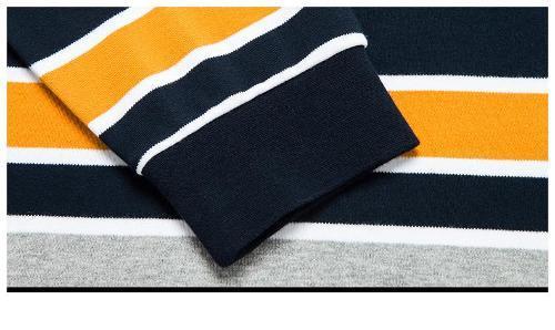 Chemise POLO à manches longues pour hommes - Polo, brodé ou imprimé selon les besoins