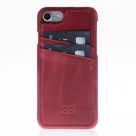 iPhone 8-7 Ultimate Stand - Top Leather phone case for iphone 8