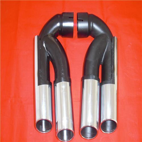 Touareg tail nozzle