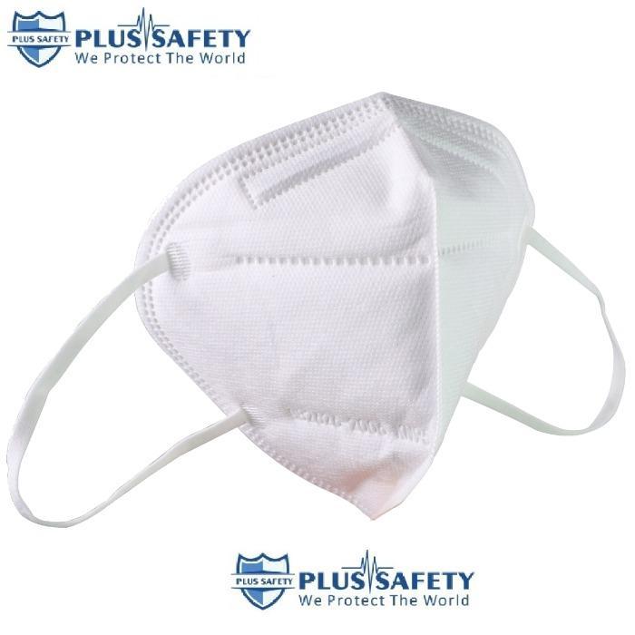 Maschera per respiratore Earloop con maschera protettiva N95 - Maschera per respiratore Earloop con maschera protettiva N95 FFP2 FFP3  5 strati