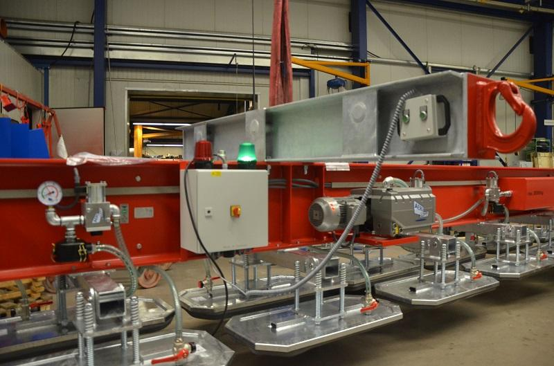 vacuum lifter - up to 20.000 kg - null
