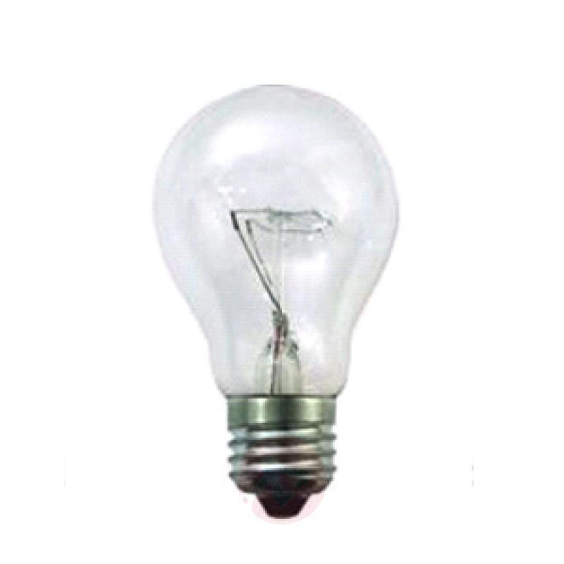 E27 60 W Classic clear - light-bulbs