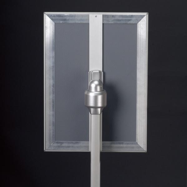 Menu Boards - Présentoir flexible hauteur fixe A3