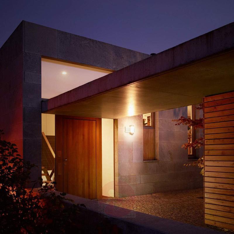 Steinel L 270 S LED house number light with sensor - House Number Lights