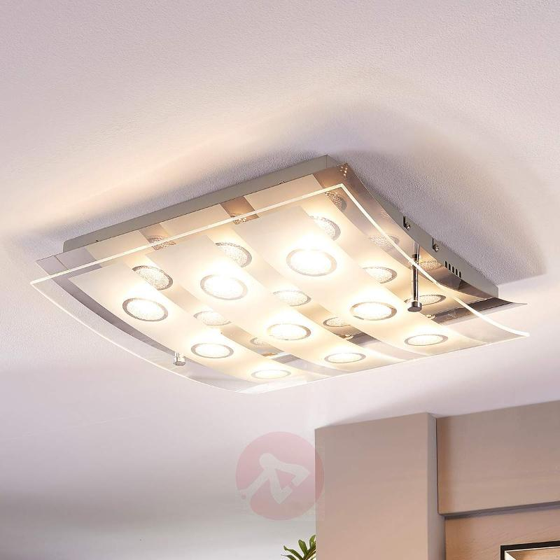 9-bulb LED ceiling lamp Joicy - Ceiling Lights