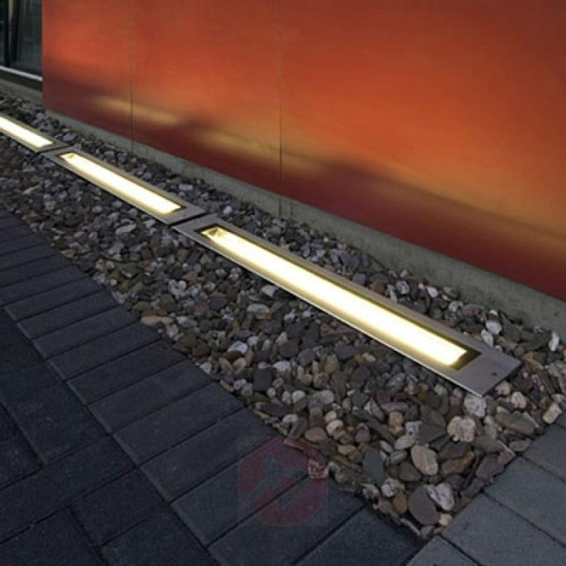 DASAR T5-21 Functional Recessed Ground Lamp - design-hotel-lighting
