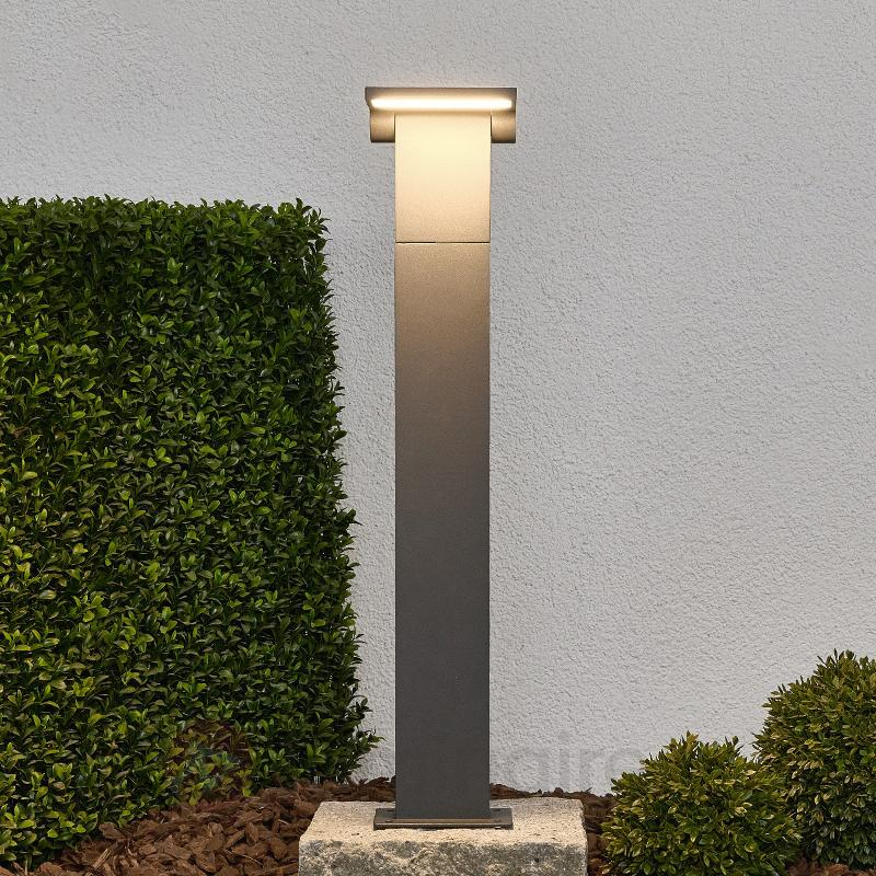 Borne lumineuse Marius avec LED, 60 cm - Bornes lumineuses LED