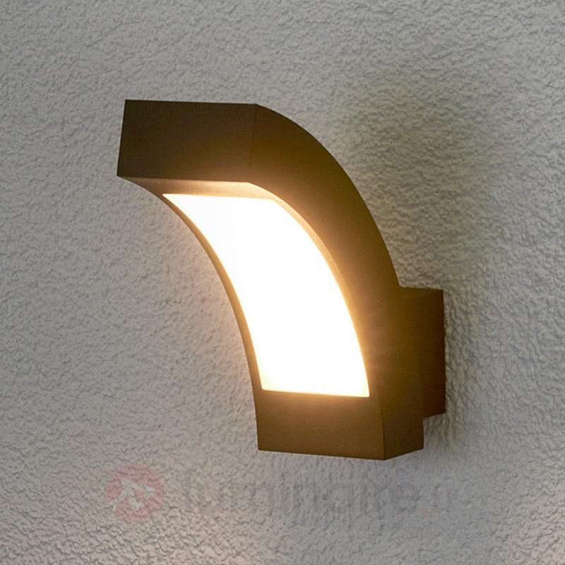 Applique d'extérieur LED Lennik IP54 - Appliques d'extérieur LED