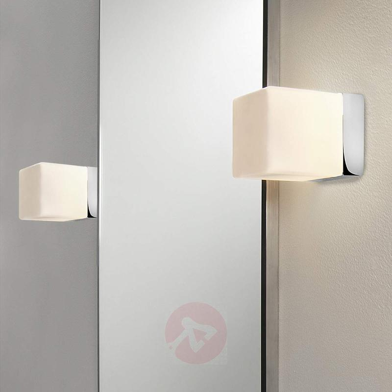 Cube Wall Light Simple - Wall Lights