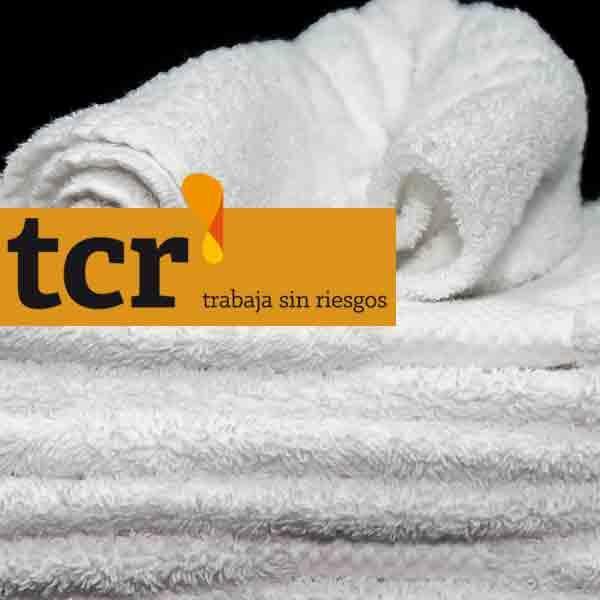 Trapo blanco toalla 100% algodón