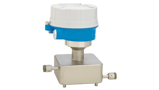 Proline Cubemass C 300 Débitmètre massique Coriolis - Le capteur ultracompact pour de très faibles débits avec un transmetteur compact