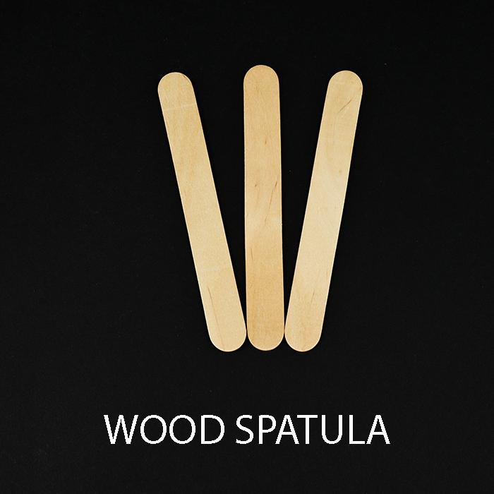Holzspatel -
