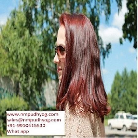 for sensitive skin color hair dye  Organic Hair dye henna - hair7864530012018