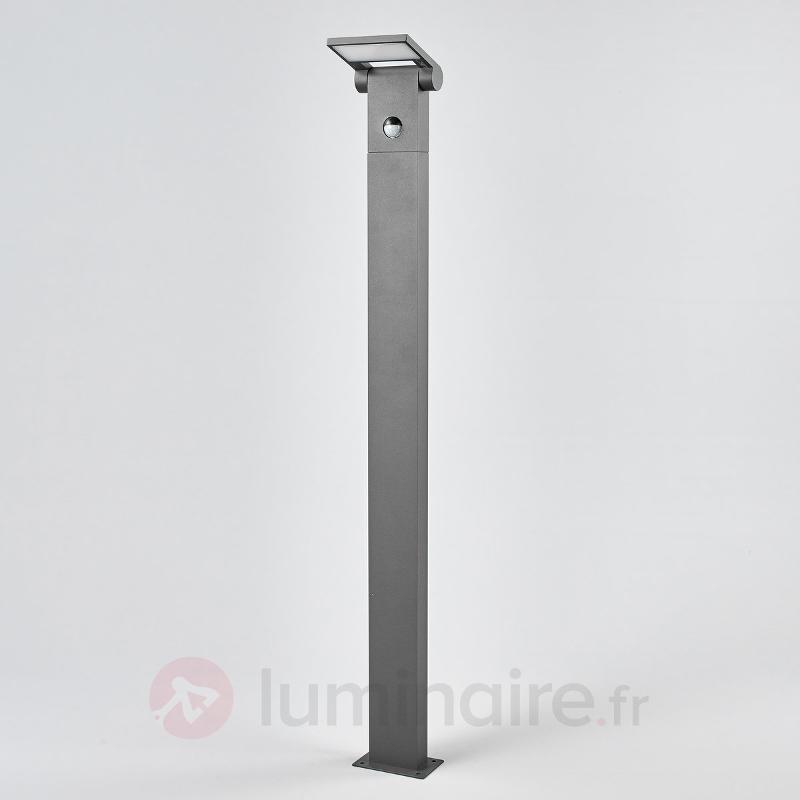 Jolie borne lumineuse Marius avec capteur, 100 cm - Bornes lumineuses avec détecteur