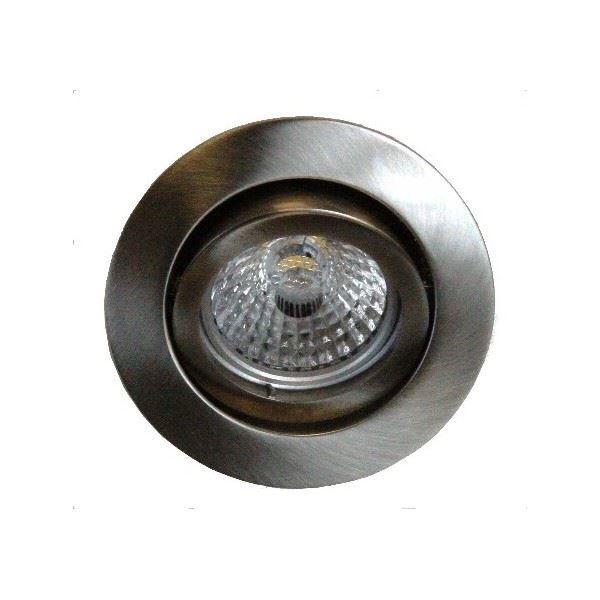 """SPOT ENCASTRE LED """"APOLLO"""" 5,5W 827 BROSSE - Intérieur standard"""