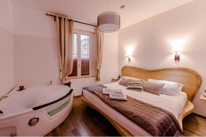 5 camere a Trastevere -