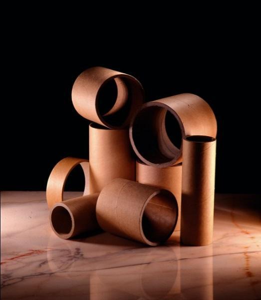 Tubos y mandriles - De cartón. Paralelo o espiral.