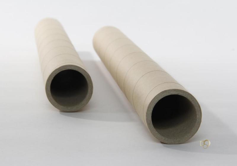 Tubi in cartone a spirale - null
