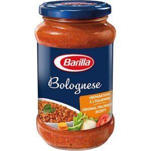 Sauce Bolognaise préparation à l'italienne 400g - BARILLA -