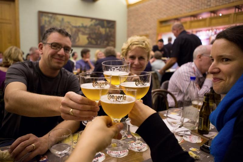 Brussels Pub Crawl  - Service- Tour operator