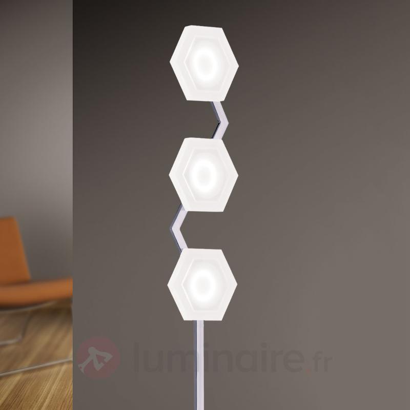 Lampadaire LED Jenni avec un variateur - Lampadaires LED