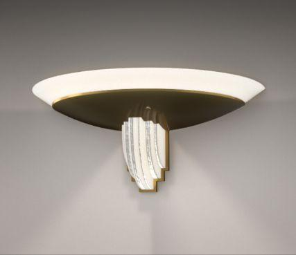 Престижный настенный светильник арт-деко