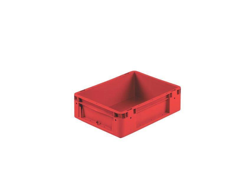 Stapelbehälter: Sil 4312 - Stapelbehälter: Sil 4312, 400 x 300 x 120 mm