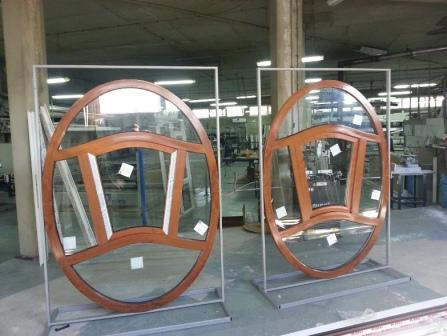 Finestre non standard - Finestre in Alluminio e PVC