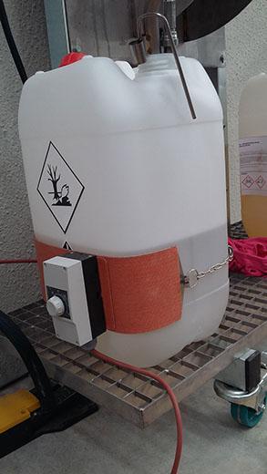 Bd 160 Aplicadora De Resina. Mezcladora De Jarra - null