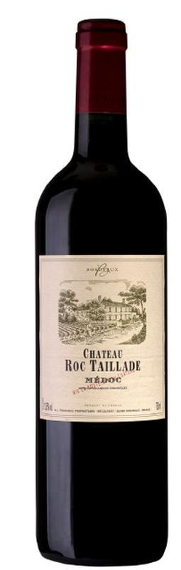 Médoc wine AOC - Château Roc Taillade