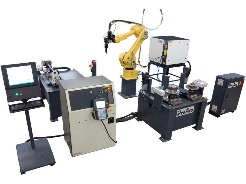 Impeller Pump Laser Welding - null