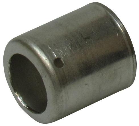 H 18 sleeve stainless steel - Stainless steel