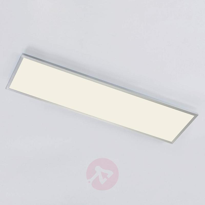 Powerful LED panel Arthur, cool white 50 W - indoor-lighting