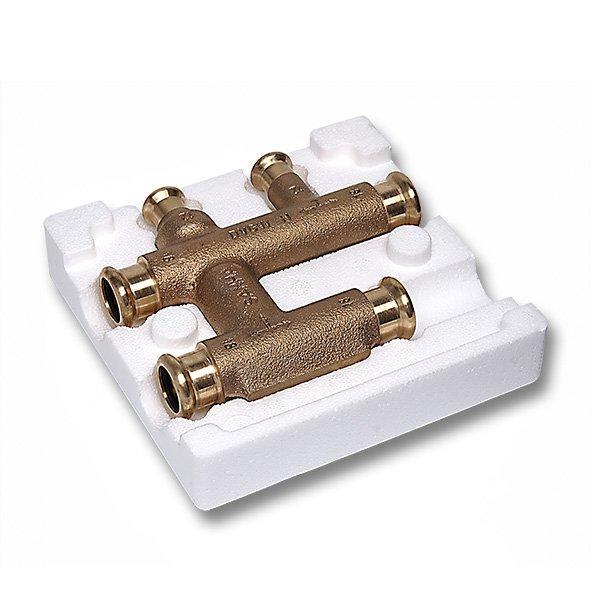SANHA®-Heat  Соединители для подключения к системе отопления - Соединители для подключения к системе отопления