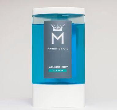 Mauritius Oil Shampoo Dispenser Weiß