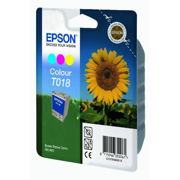 Ink - Epson Ink 3 Color (C13T01840110)