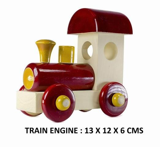 Wooden Cars And Toys  - Educational Toys